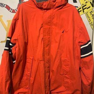 Vintage Nautica reversible jacket